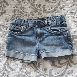 Joe Fresh Jean Shorts Size 7